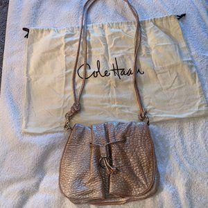 Cole Haan Metallic (Duochrome) Crossbody Bag
